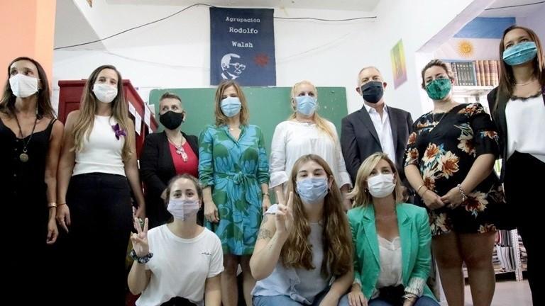 Primer pabellón universitario en América Latina