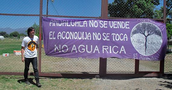 Mujeres Indígenas piden el cese de la megaminería