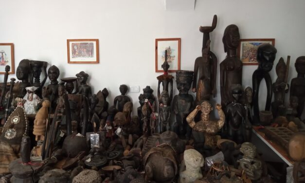 Museo Afroargentino en Buenos Aires