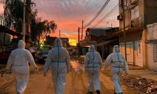 COVID-19: Profundizan medidas de prevención en Villa Itatí