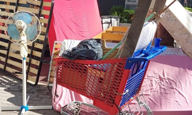 Familias desesperadas por desalojos en Retiro