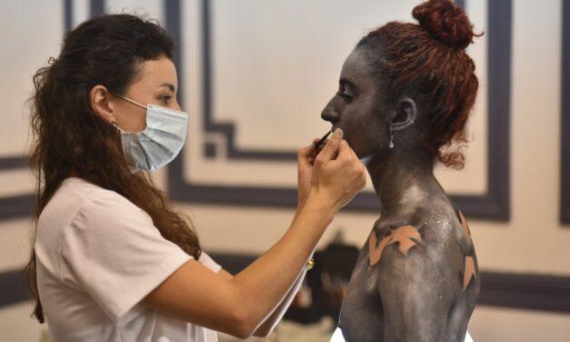BodyPainting: arte en la piel