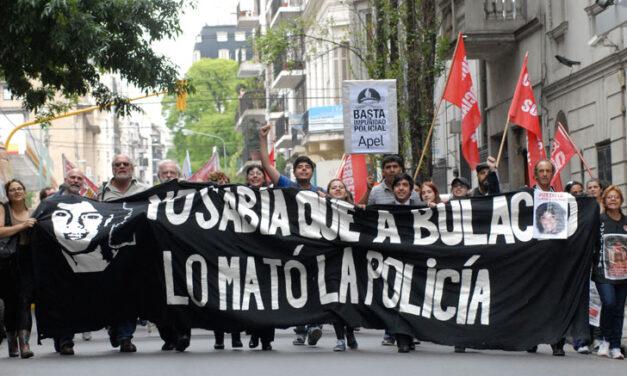 Caso Bulacio: A les pibes les siguen matando
