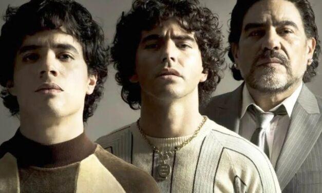 Maradona: sueño bendito, el teaser de la serie del diez