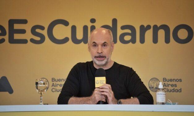 COVID-19: nuevas medidas en Ciudad de Buenos Aires