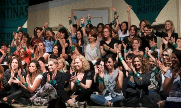 Actrices Argentinas anuncia conferencia de prensa para informar detalles sobre la causa contra Juan Darthés