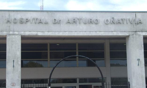 Preocupa la situación del Hospital Oñativia