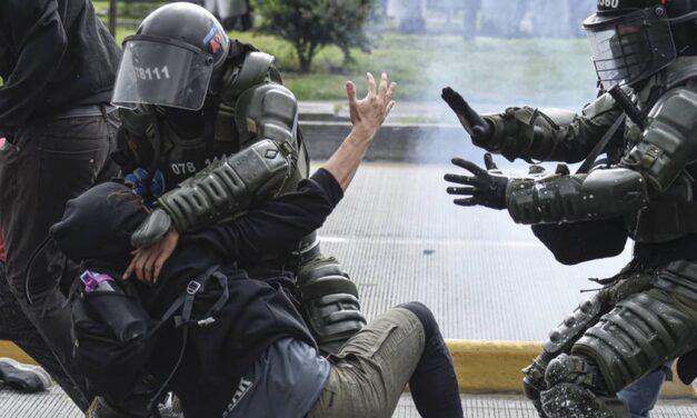 Se dan a conocer nuevas cifras de la represión en Colombia