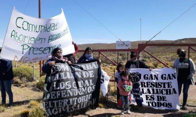 Megaminería en Chubut: consulta a los pueblos originarios