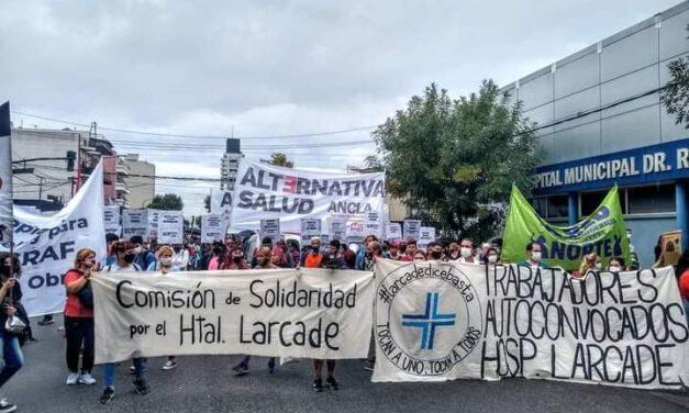 Renuncian 50 médiques del Hospital Larcade de San Miguel