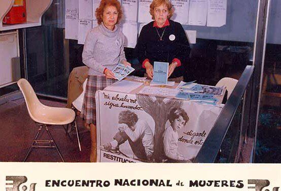 La historia de los Encuentros Nacionales de Mujeres