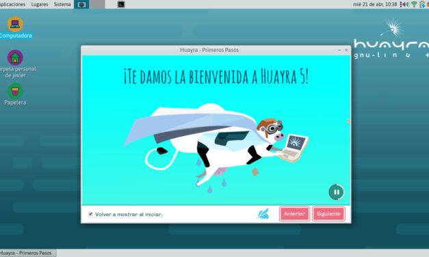 Huayra, un software libre y soberano