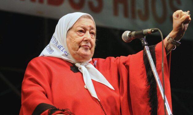 Aniversario 44° de las Madres de Plaza de Mayo