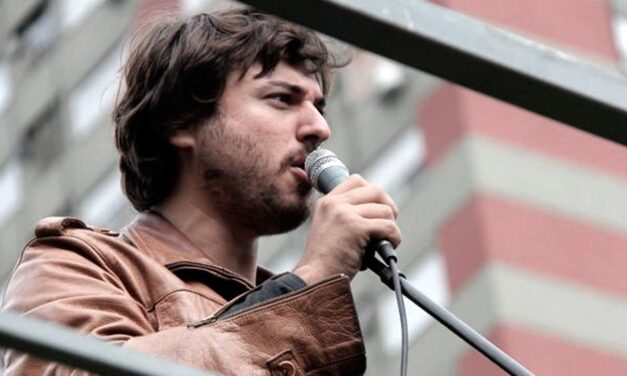 Colombia le negó el ingreso a Juan Grabois