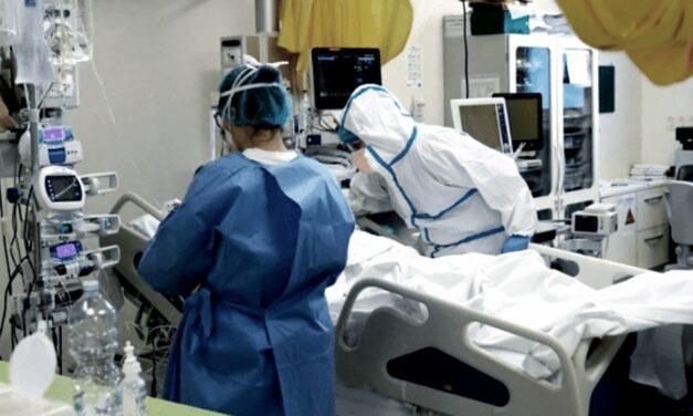 La ocupación de camas de terapia intensiva superó el 80% en CABA