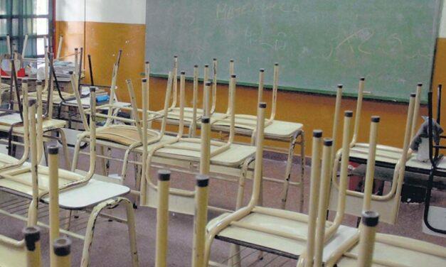 Nueva jornada de paro docente convocada por Ademys y UTE