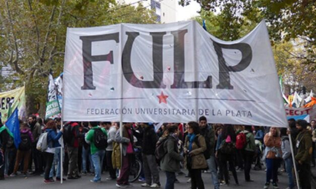 La FULP intensifica el reclamo de una  paritaria estudiantil