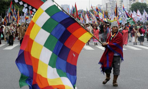 Invisibilización de las lenguas indígenas