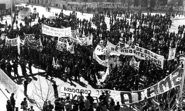 A 52 años del Cordobazo: cambios en América Latina