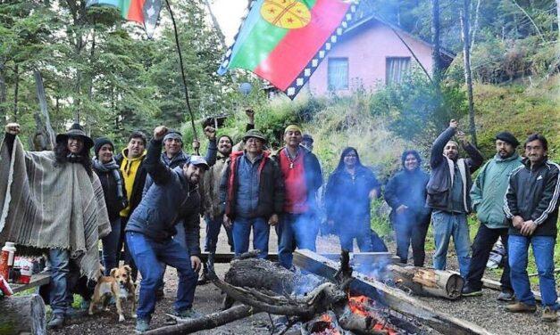 Conflicto por la posesión de tierras entre Ginóbili y la comunidad Mapuche