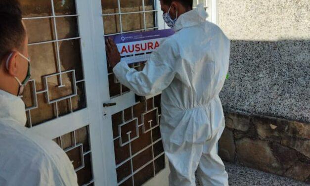 Clausura de un geriátrico clandestino en Quilmes