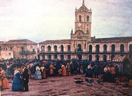 23 de Mayo: La ciudad se prepara para la Junta