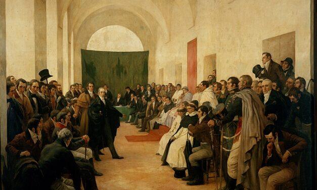 22 de mayo de 1810: el pueblo debate su destino político