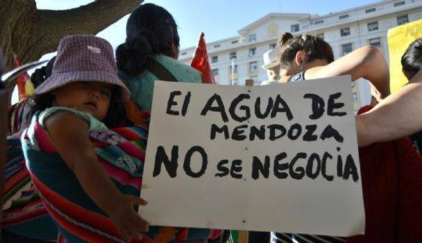 El gobierno insiste con la minería, el pueblo resiste
