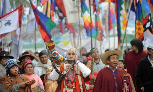 Día del acuerdo del Estado con los Pueblos Originarios