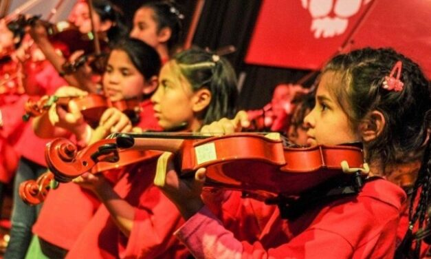 """Nace una orquesta infanto juvenil en los puntos """"Yo si puedo 2.0"""""""