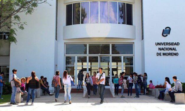 """En la Universidad de Moreno denuncian elecciones """"no democráticas"""""""