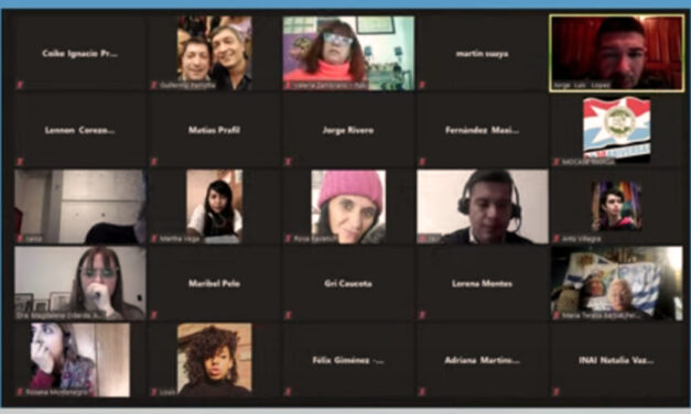 Exposición virtual de la Juventud de Pueblos Indígenas