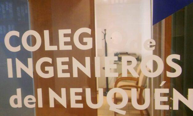 """El Colegio de Ingenieros de Neuquén """"no recomienda la aprobación del cambio de Uso de Suelo en la Isla 32"""""""
