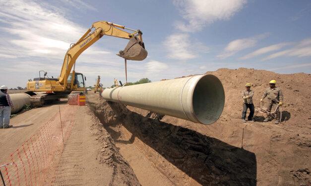 Ambientalistas advierten sobre obras de acueducto en Traslasierra