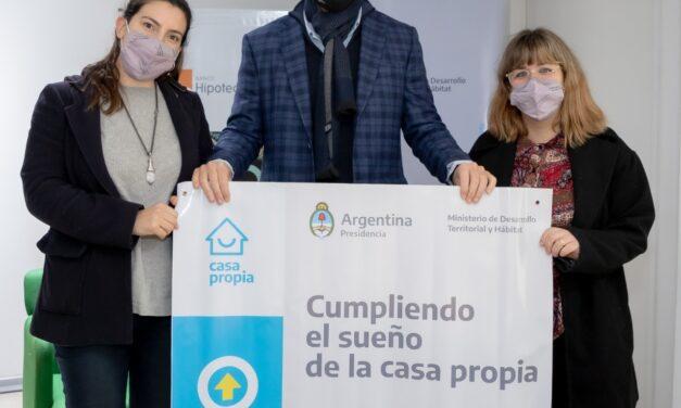 Anuncian nuevos créditos Procrear II en la ciudad de La Plata