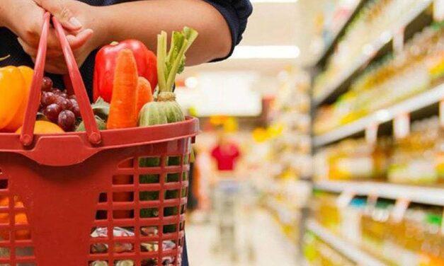 Nuevos aumentos en la canasta básica de alimentos