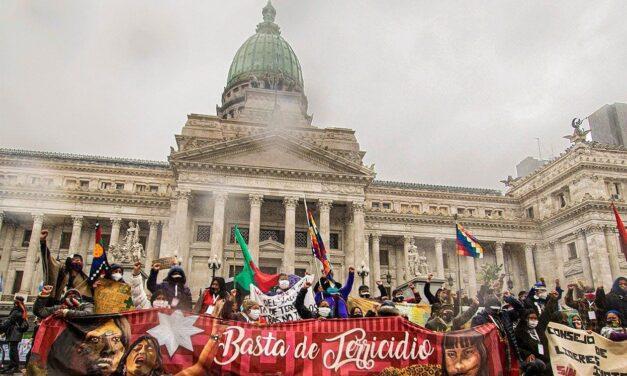 """Presentación del proyecto """"Defensoras territoriales"""""""