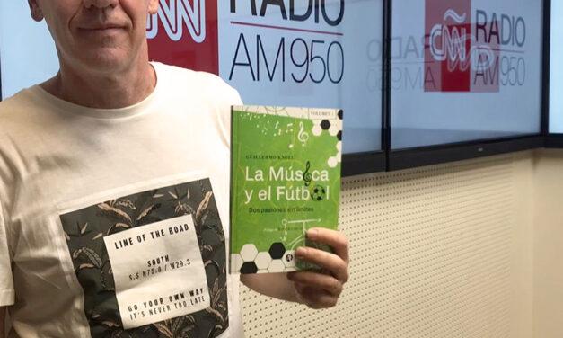 """""""La Música y el Fútbol"""": un libro que conecta pasiones"""