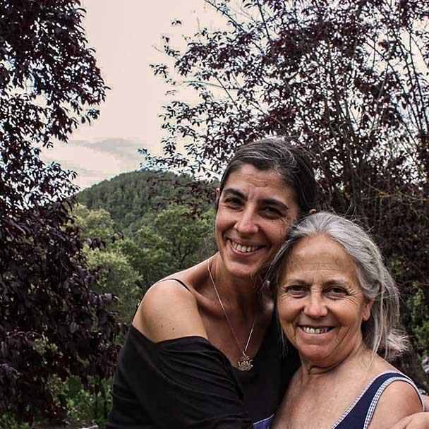 Veronica Diz y Montse