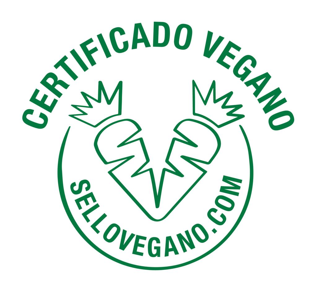 Sello Vegano