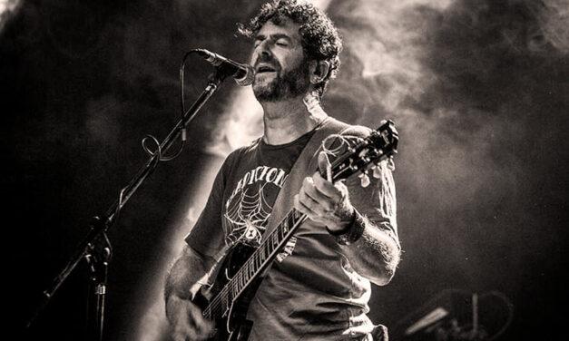 Palo Pandolfo es despedido por el rock argentino