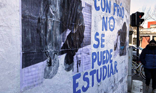 Docentes de UTE-CTERA realizaron una jornada de manifestación en CABA