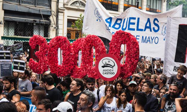 La Comisión por los Derechos Humanos le contestó a López Murphy