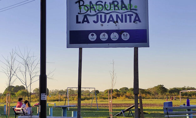 Pedido de cierre vecinal para el Basural La Juanita