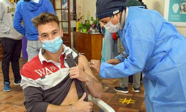 Vacunación libre para mayores de 18 años en provincia de Buenos Aires