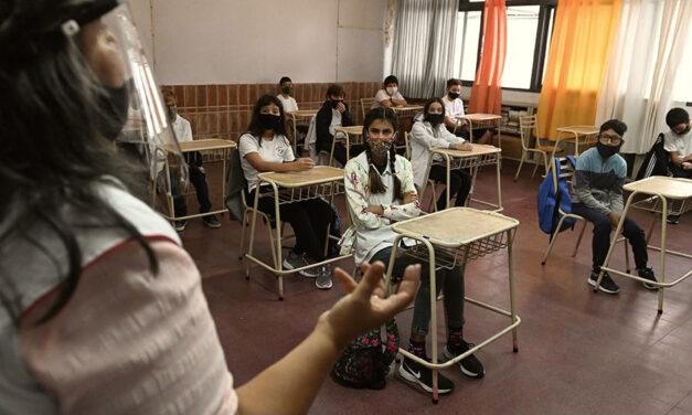 CABA: Rodríguez Larreta anunció un regreso total a las aulas
