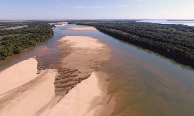 Bajante del río Paraná: causas y consecuencias