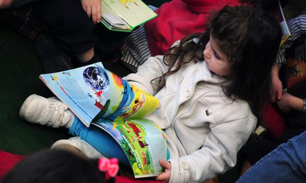 Edición virtual de la Feria del libro Infantil y Juvenil