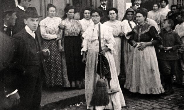 La huelga de las escobas: mujeres unidas frente a la suba de alquileres