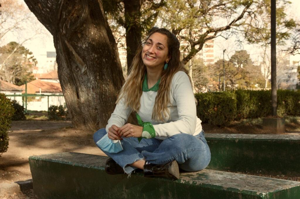 Daniela Gasparini encabeza la lista de legisladores porteñes de Alternativa Ciudadana